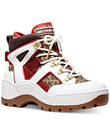 Michael Michael Kors Brooke High Top Sneakers