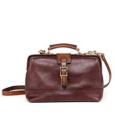 Doctor Leather Satchel Bag
