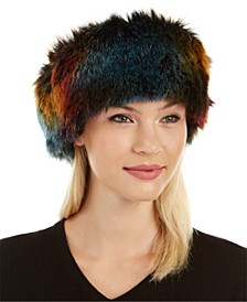 Party Animal Faux-Fur Headband