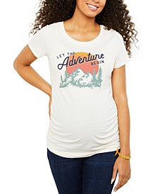 Let The Adventure Begin™ Graphic Tee