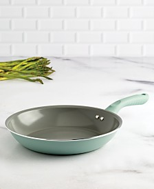 "Goodful 11"" Ceramic Titanium Nonstick Fry Pan, Created For Macy's"