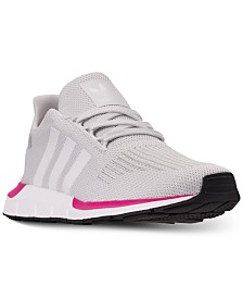 adidas Girls Swift Run Running Sneakers from Finish Line