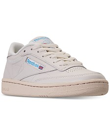 Reebok Women's Club C Casual Sneakers from Finish Line
