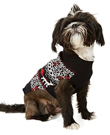 Fair-Isle Dog Family Family Sweater, Created For Macy's