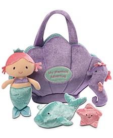 Baby Girls Mermaid Adventure Playset