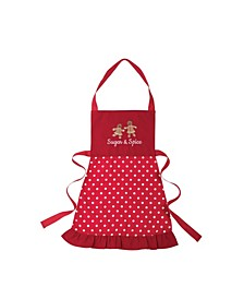 C&F Enterprises Sugar Spice Child Apron