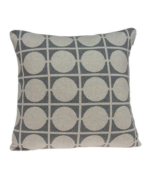 Parkland Collection Aani Transitional Tan Pillow Cover