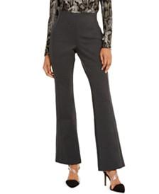I.N.C. Curvy Seamed Bootcut Pants, Created For Macy's