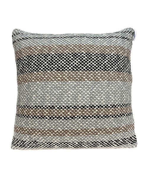 Parkland Collection Liam Transitional Tan Pillow Cover