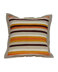 Urbana Transitional Multicolor Pillow Cover