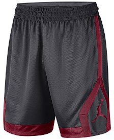 Jordan Men's Oklahoma Sooners Knit Shorts