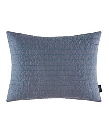 """Jeans Co Quilted 14"""" X 20"""" Throw Pillow"""