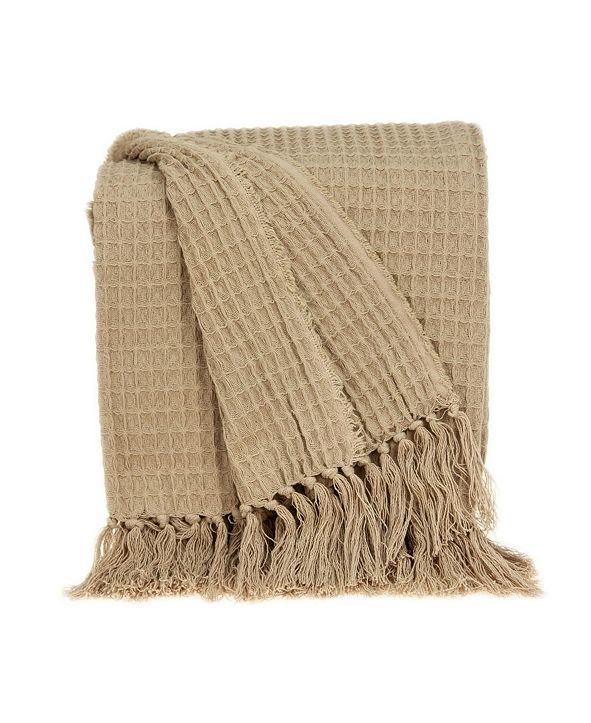 Parkland Collection Venice Transitional Handloomed Throw