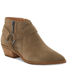 Lucky Brand Women's Enitha Leather Booties