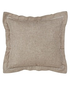 "Hemstitched Pillow - Cover Only, 18"" x 18"""