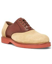 Polo Ralph Lauren Men's Rhett Saddle Shoes