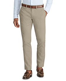 Men's Straight-Fit Bedford Stretch Chino Pants