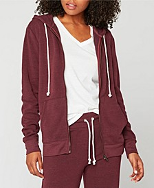 Triblend Zip-Up Jacket