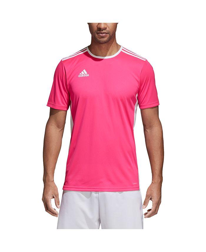 adidas Men's Entrada 18 Soccer Jersey & Reviews - Hoodies ...