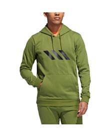 Adidas Men's Climawarm Fleece Basketball Hoodie
