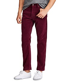 Polo Ralph Lauren Men's Stretch Corduroy Five-Pocket Pants