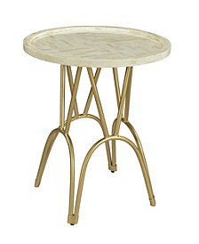 Markay Accent Table, Quick Ship