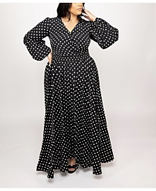 Eleven60 Endless Dots Dress by The Workshop at Macy's
