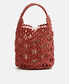 Mango Bucket Crochet Bag