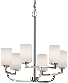 Sharyn 6-Light Hanging Chandelier