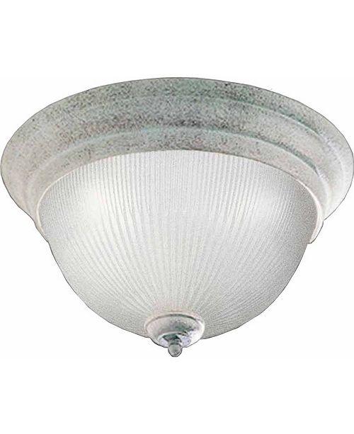 Volume Lighting 3-Light Flush Mount