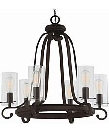 Regina 6-Light Hanging Chandelier