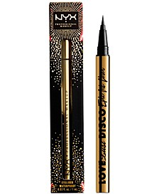 Love Lust Disco Epic Ink Liner