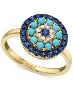 Effy Sapphire (1/2 ct. t.w.)