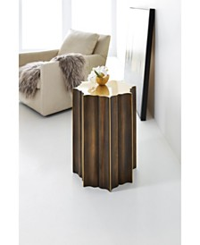 Melange Eden Drink End Table