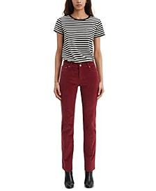Women's 505? Straight-Leg Corduroy Jeans