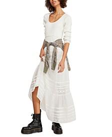 Earth Angel Maxi Dress
