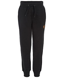 Big Boys Stoneham Black Joggers