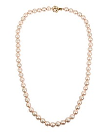 10 mm Pearl Strand Necklace