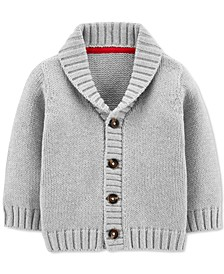 Baby Boys Cotton Cardigan