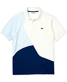 Lacoste Tri-Color Polo Shirt