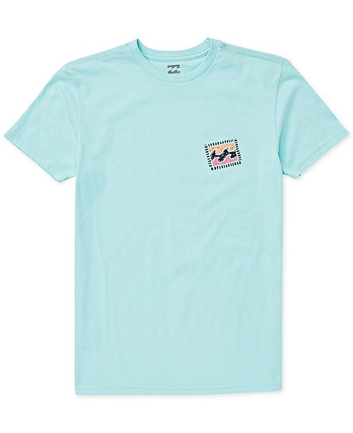 Billabong Big Boys Cotton Logo-Print T-Shirt