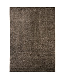 "Synergy Kalama Shag Dark Gray 9'2"" x 12'5"" Area Rug"