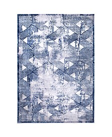 "Kenmare Carolina Gray 9'2"" x 12'5"" Area Rug"