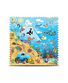 Creative Baby I-Mat Under The Sea - 9 Pieces