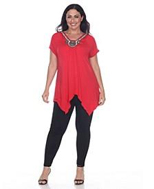 Plus Size Fenella Top/Tunic