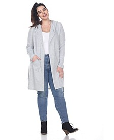 Plus Size Women's North Cardigan