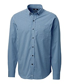 Men's Anchor Gingham Shirt