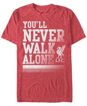 Men's You'll Never Walk Alone Short Sleeve T-Shirt