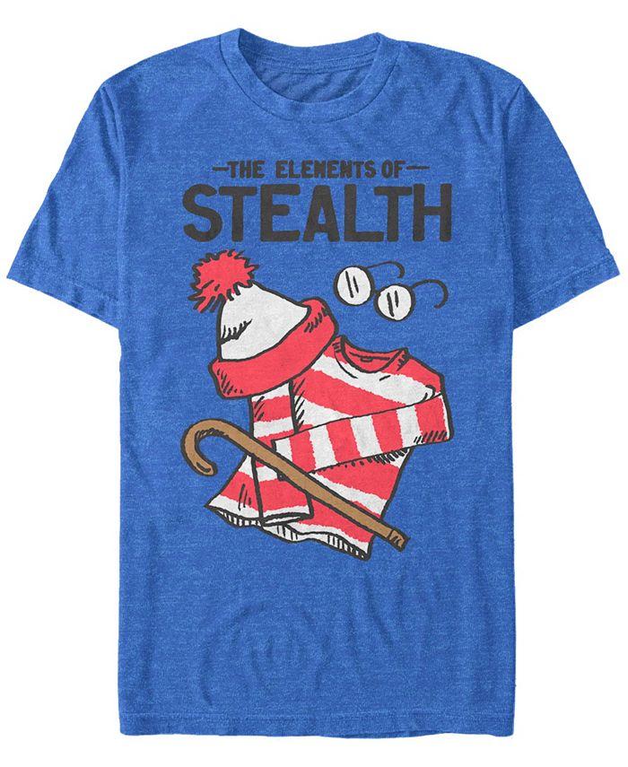Where's Waldo? -
