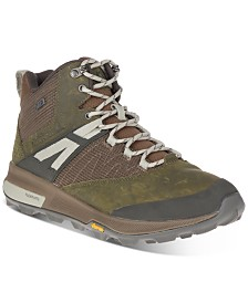 Merrell Men's Zion Waterproof Hikers
